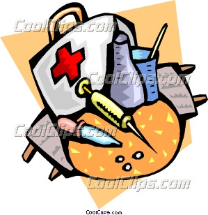 299x308 Items In A Doctor's Bag Clip Art