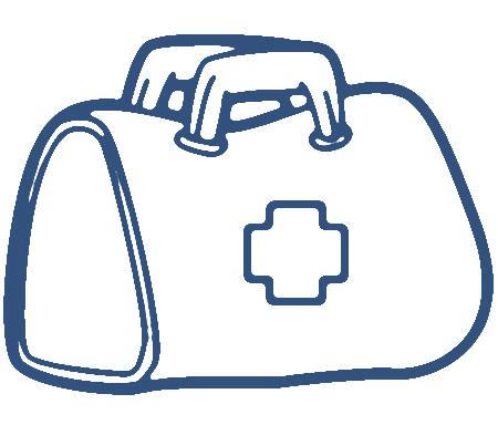 450x384 Medicine Clipart Doctor Bag