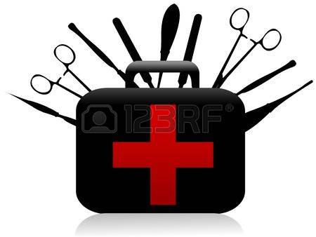 450x338 Red Cross Clipart Doctor Bag