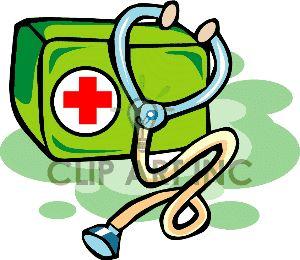 300x260 Survival Clipart Doctor Bag