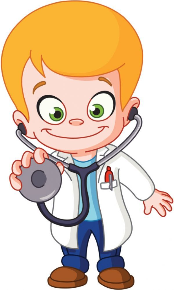 Doctor Cartoon Clipart