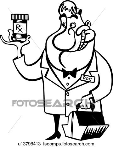 359x470 Doctor Cartoon Clip Art And Illustration. 16,062 Doctor Cartoon