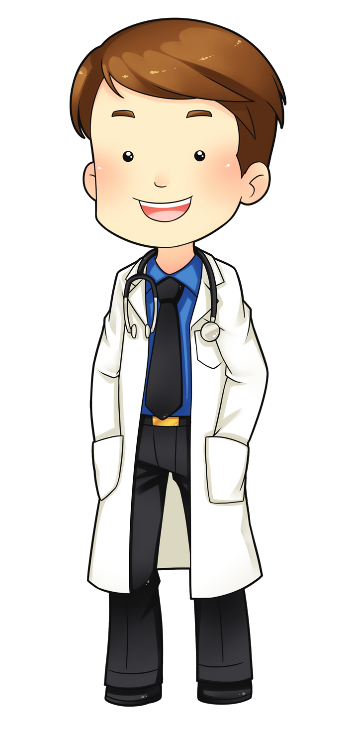 700x1465 Doctor Free To Use Clipart