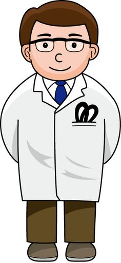 236x512 Doctor Cartoon Clip Art Clipart