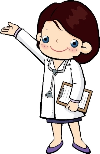 320x492 Lady Doctor Clipart Clip Art