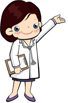 266x399 84 Best Clip Art Doctormedical Images Nursing