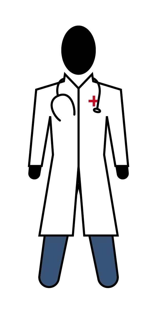 600x1200 Doctor Clip Art Symbols Free Clipart Images