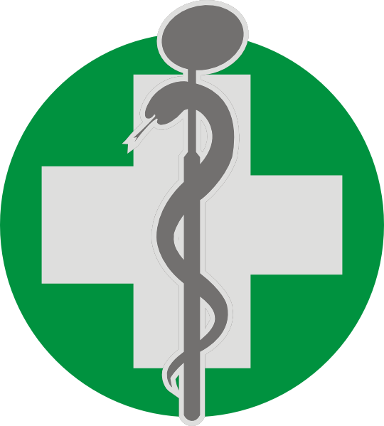 540x599 Doctor Symbol Clipart