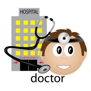 300x300 Doctor Clipart Image