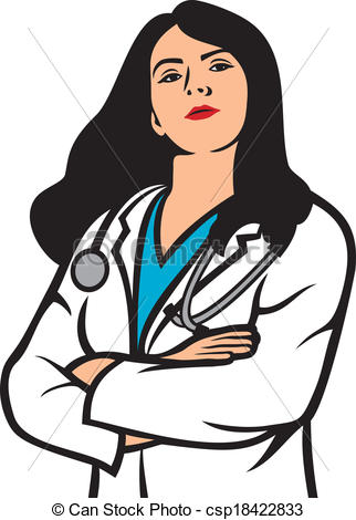 322x470 Drawing Clipart Doctor
