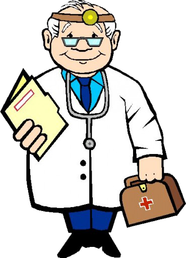 369x511 Animated Doctor Clipart