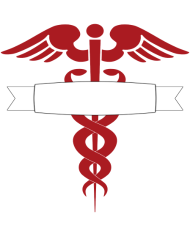 190x237 Red Caduceus Nurse Or Doctor Medical Symbol T Shirt Spreadshirt