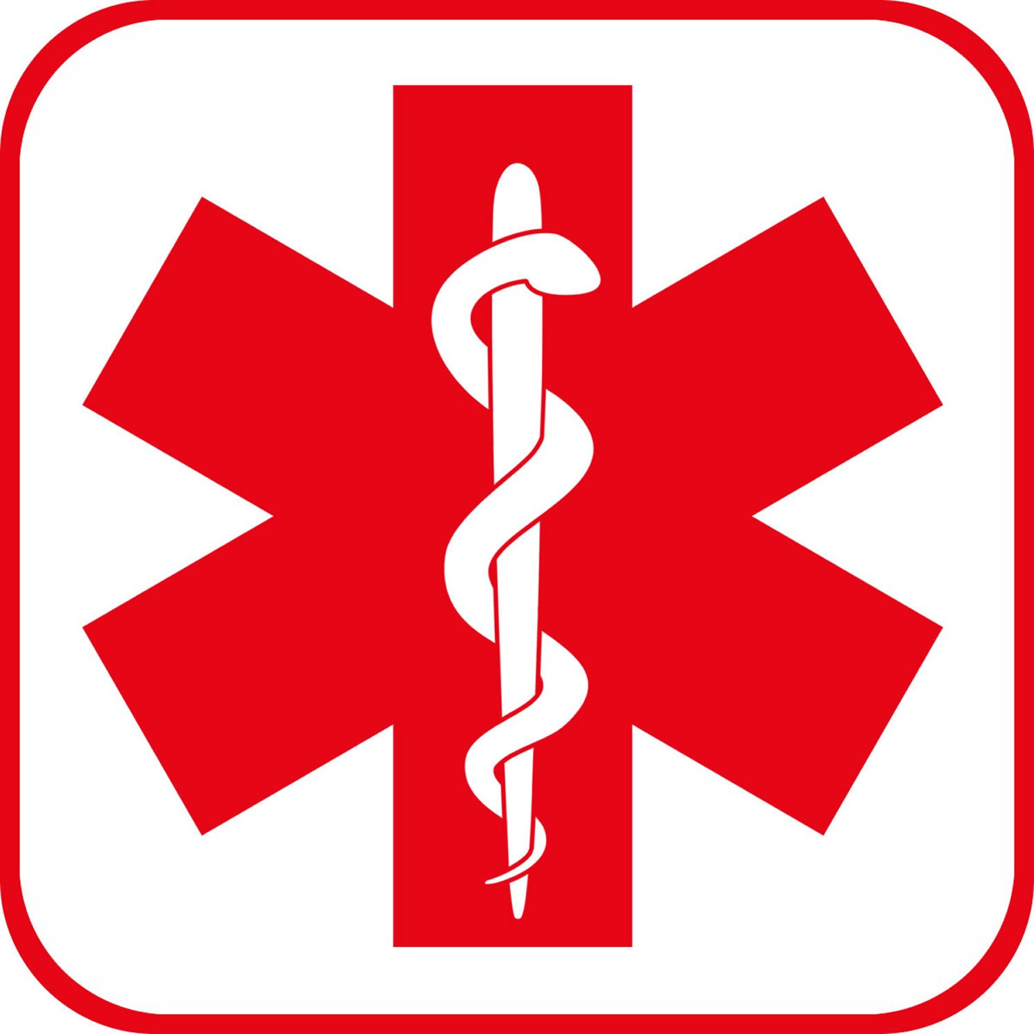 1500x1500 Red Cross Clipart Hospital Symbol