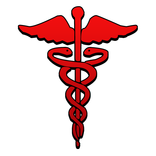 512x512 Caduceus Clipart Collection