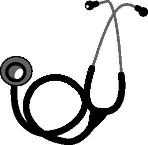 297x291 Stethoscope 2 Clip Art