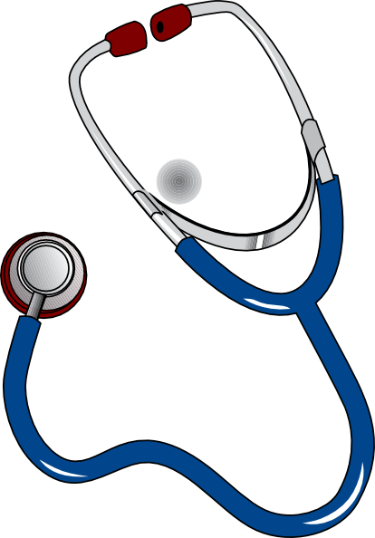 414x594 Stethoscope Clip Art