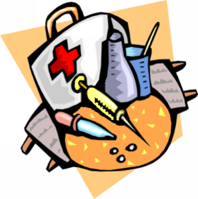 286x287 Medical Equipment Clipart