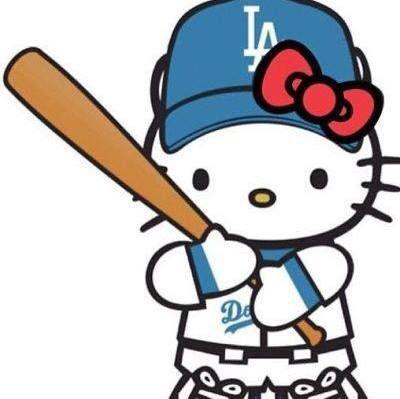 Dodgers Clipart