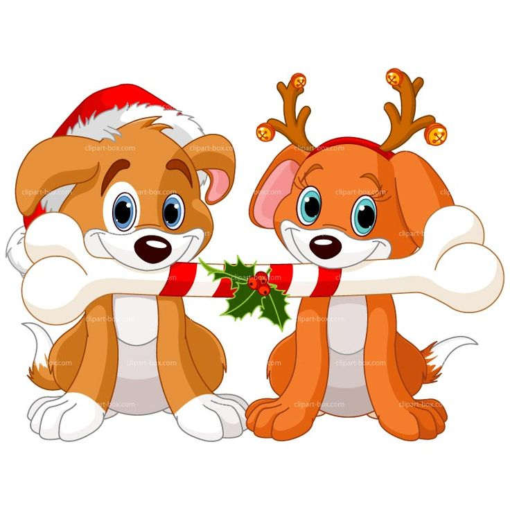 736x736 Dog And Cat Clip Art For Christmas – Fun for Christmas