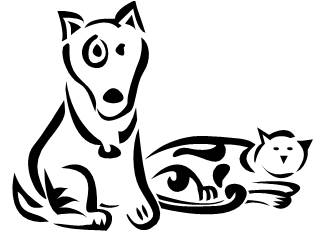 321x236 Concept Design Home Dog And Cat Clip Art Images