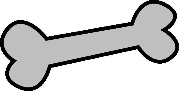 600x306 Bone Clip Art