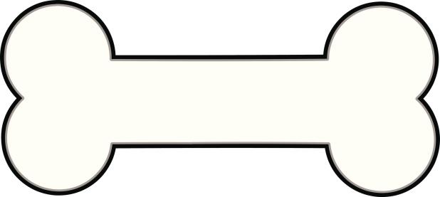 618x277 Bones Clipart Tag