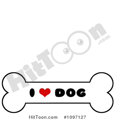 450x470 Dog Bone Clipart