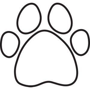 300x300 Bones Clipart Dog Paw