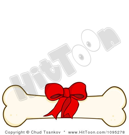 450x470 Bones Clipart Red Dog