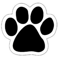 236x236 Dog Bone Outline For Cake Template Paw Patrol Party
