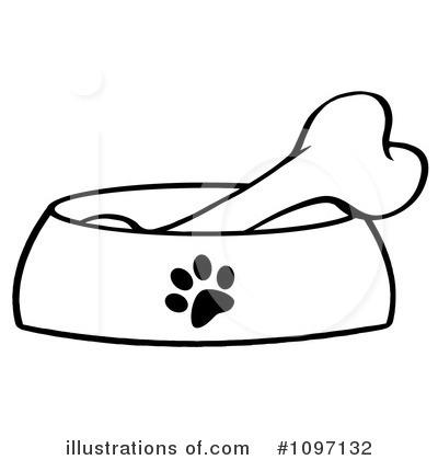 400x420 Dog Bone Clipart