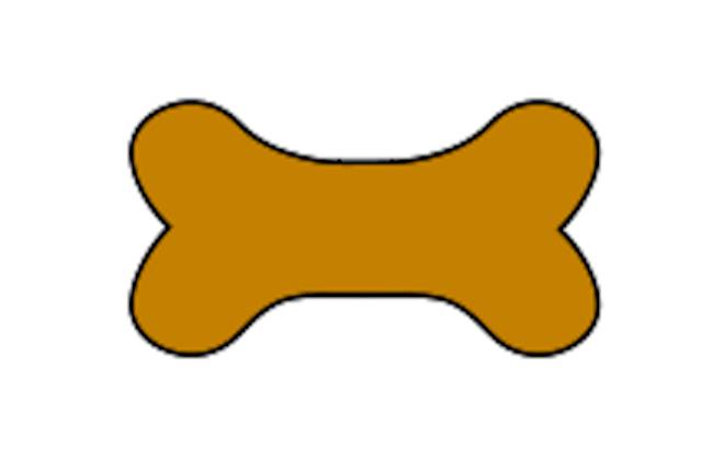 640x420 Dog Bone Clipart Craft Projects Symbols Clipartoons