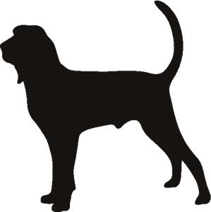 299x300 The Best Dog Stencil Ideas