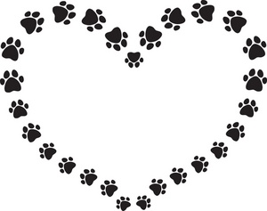 300x237 Paw Dog Bone Clipart, Explore Pictures