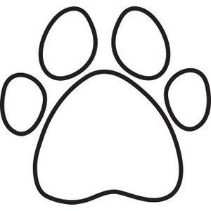 300x300 Paw Dog Bone Clipart, Explore Pictures