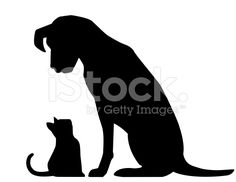 236x182 Cat Grooming Clip Art Vector