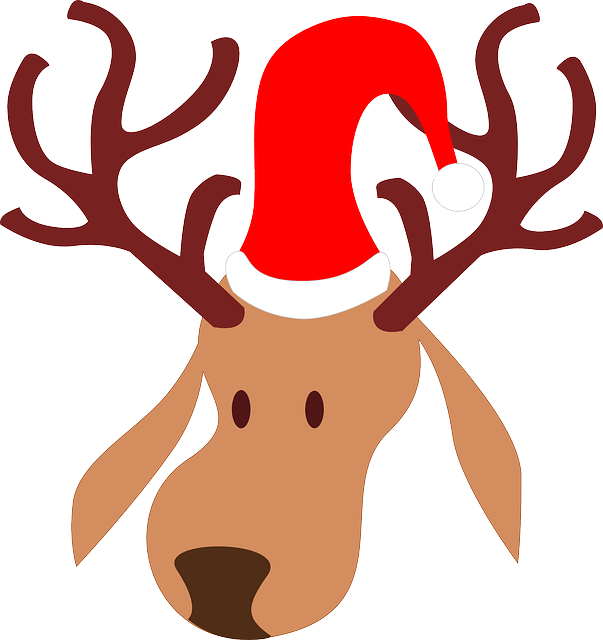 603x640 Reindeer Dog Cliparts 250556