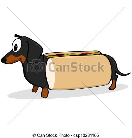 450x470 Hot Dog Dog Clipart, Explore Pictures