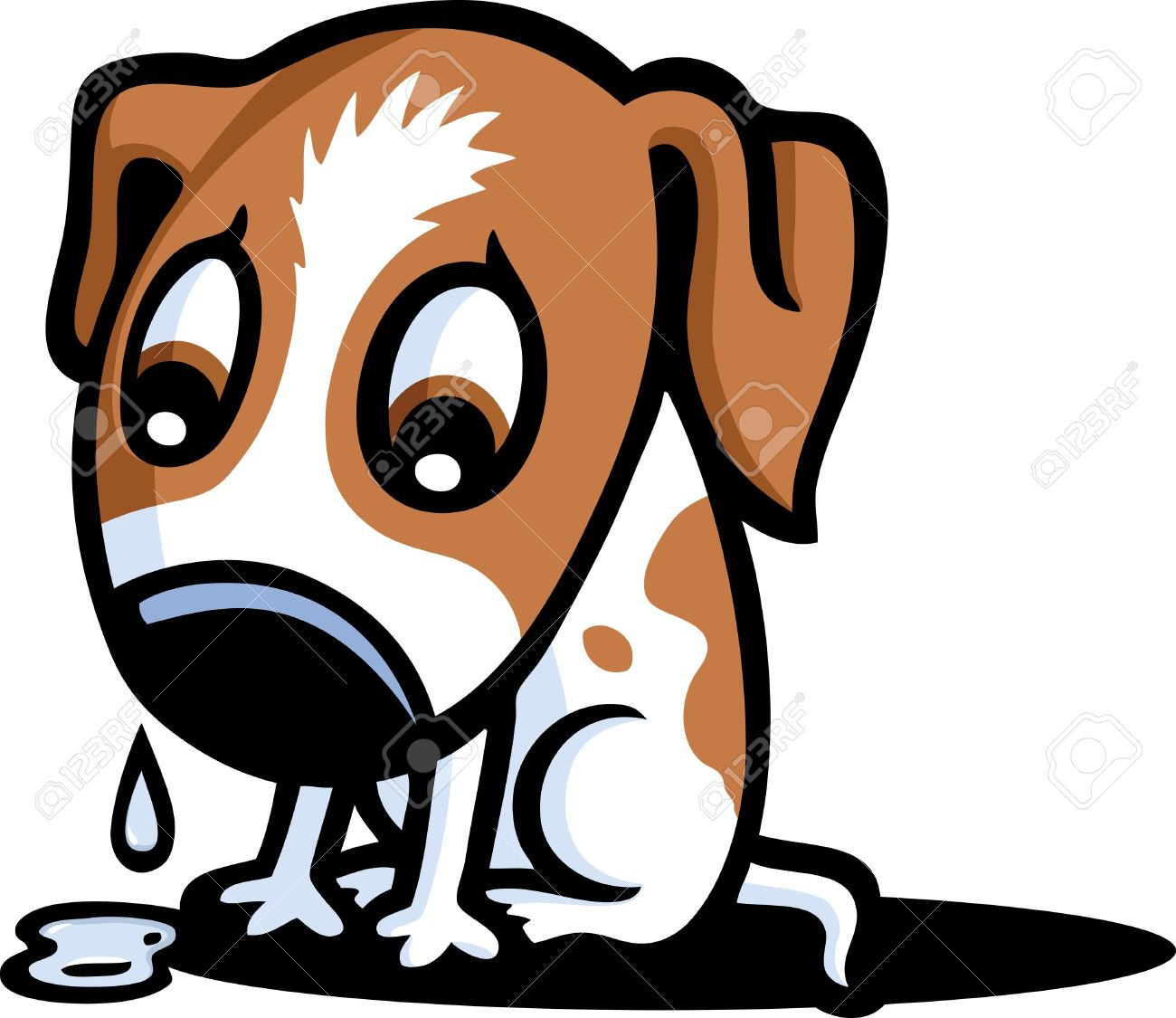 1300x1125 Perro Clipart Sad Dog