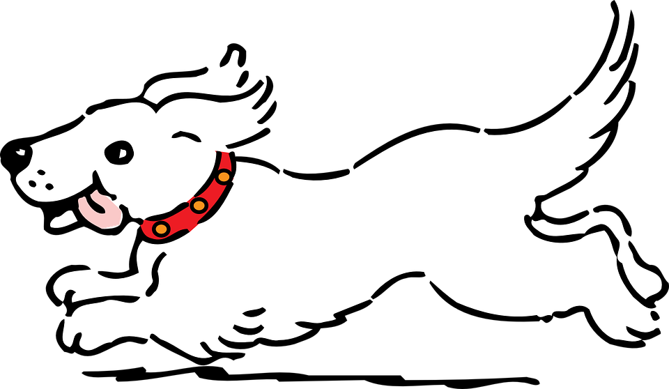 960x558 Pets Clipart Dog Running