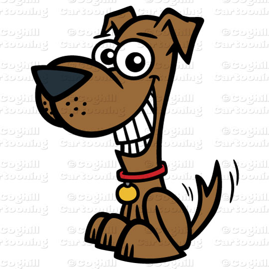 540x540 Puppy Dog Stock Illustration Cartoon Clipart