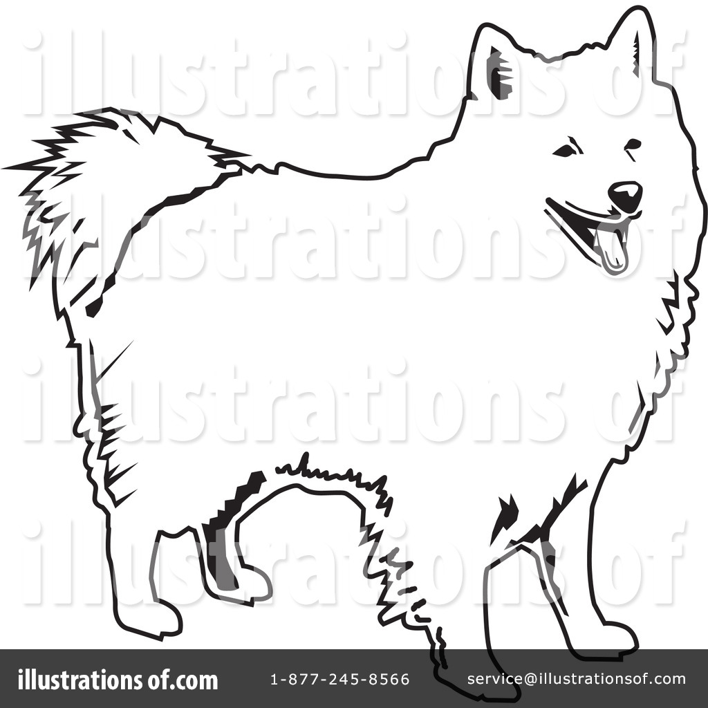 american eskimo coloring pages - photo#30