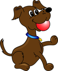 245x300 Cartoon Dog Clip Art Clipart
