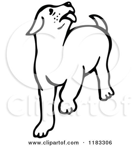 450x470 Dog House Clip Art Black And White Clipart Panda