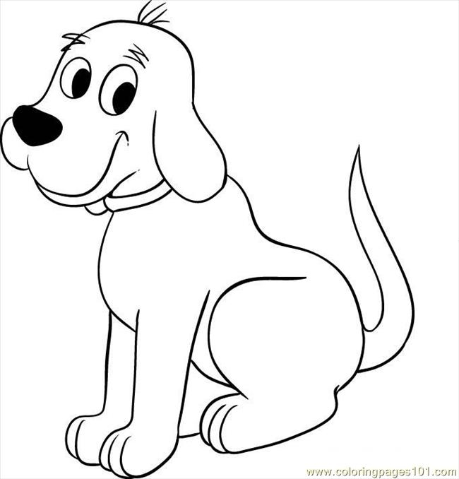 650x678 Dog Black And White Big Dog Clip Art Black And White Search