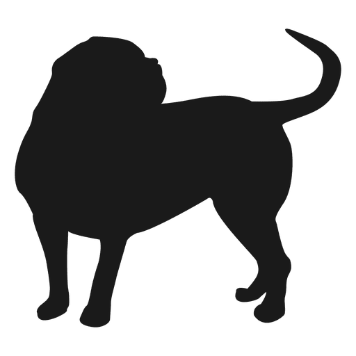 512x512 Backgrounds For Dog Silhouette Transparent Background Www