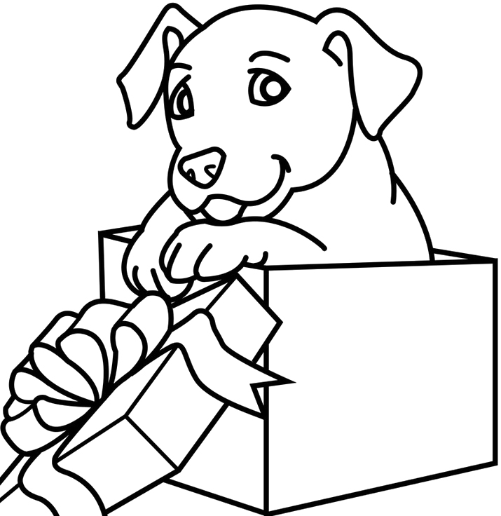 715x736 Dog Coloring Pages Page Image Clipart Images