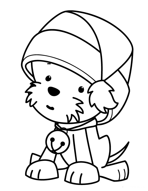 612x792 Inspiring Dog Coloring Pages Top Coloring Idea
