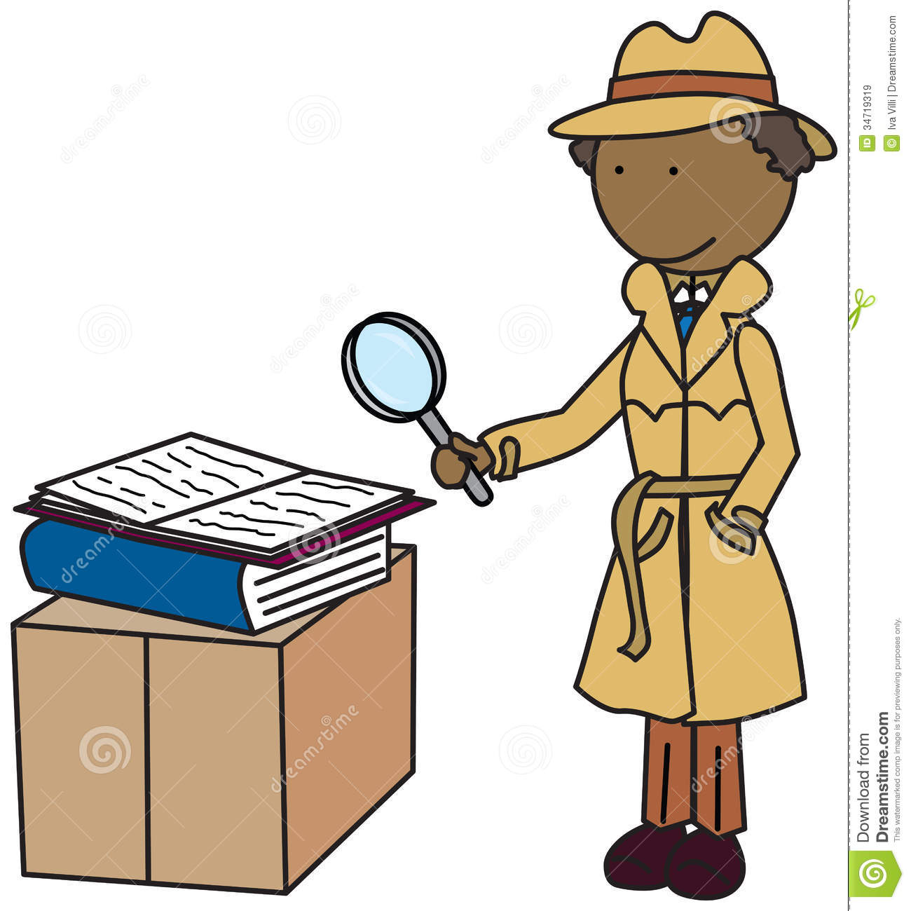 1300x1300 Detective Clipart For Kids
