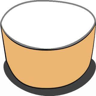 320x320 Empty Bowls Clip Art